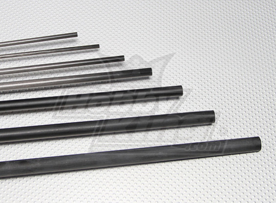Carbon Fiber Tube (hollow) 4x750mm