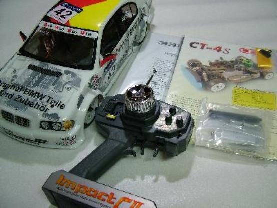 CEN Racing CT4-S RTR