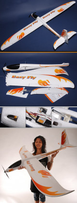 Easy Fly Glider EPO (P&P)