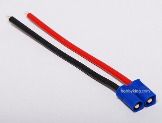 EC3 plug Male 14awg 10cm