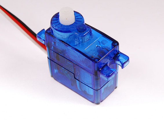 EM Micro Servo (Blue) 1.5kg / 0.12sec / 9g