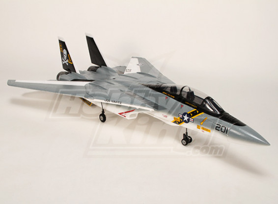 F-14 Folding Wing Jet w/ Twin 60mm EDF Kit