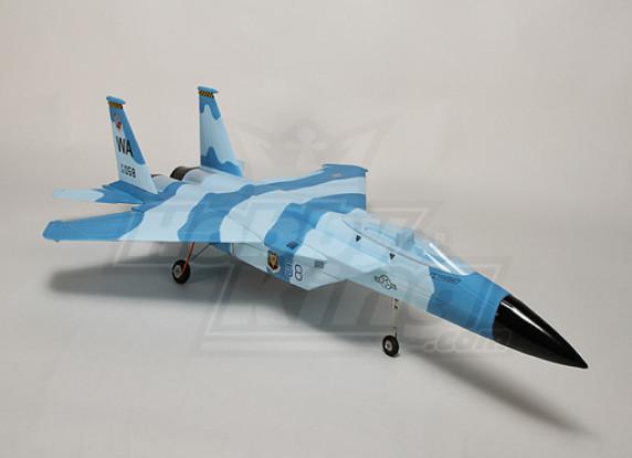 F-15 Fighter Jet w/ Twin 64mm EDF (Plug-n-Fly)