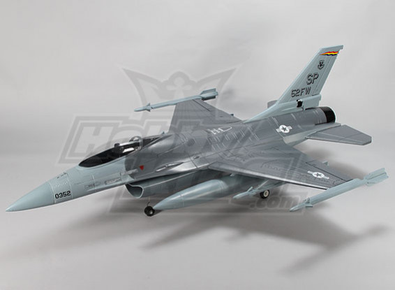 90mm EDF JET w/ Air Retracts (Grey version) (PNF)