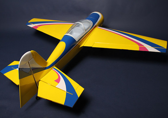 Fiberglass composite YAK54 .46 3D Kit
