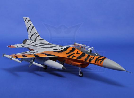 Tiger Scheme Jet inc 80mm EDF (ARF)