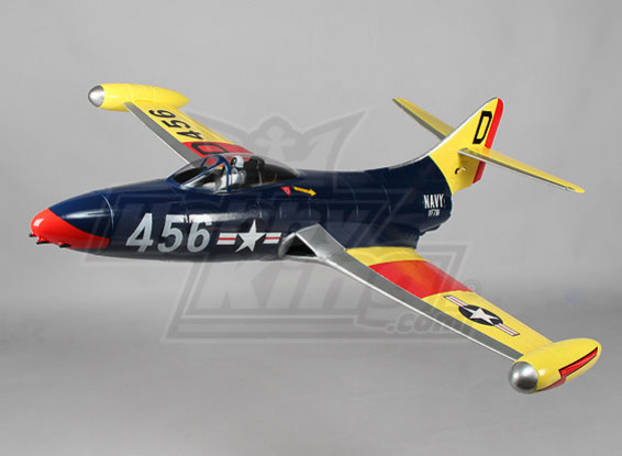 F9F Panther BYR Hand Launch Version (PNF)