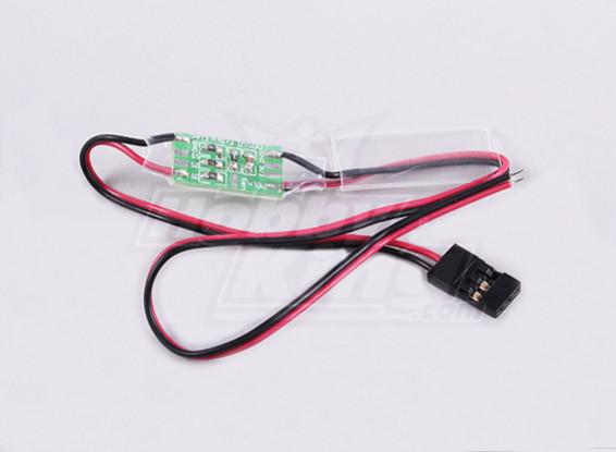 FrSky Battery Voltage Sensor - FrSky Telemetry System