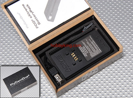 FCO? Extreme Power Battery Pack 1000mAh