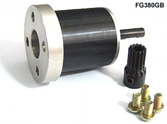 Feigao 380 Size Planitary Gearbox 4.4:1