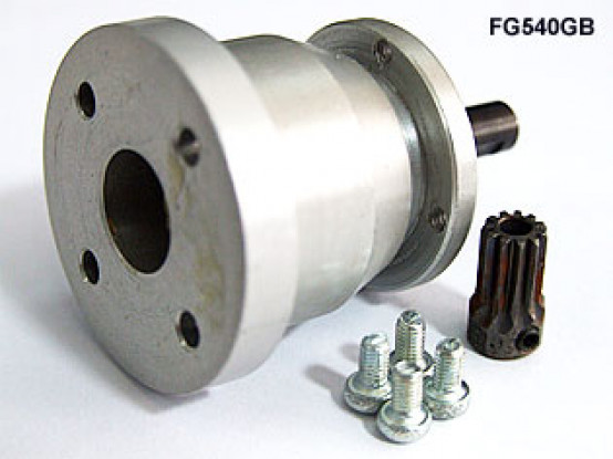 Feigao 540 Size Planitary Gearbox 5.2:1