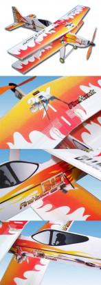 Blue Fire Hawk 3DX Shock Flyer kit (Free Post)