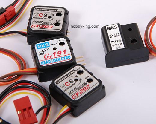 MKS 293 Headlock Gyro