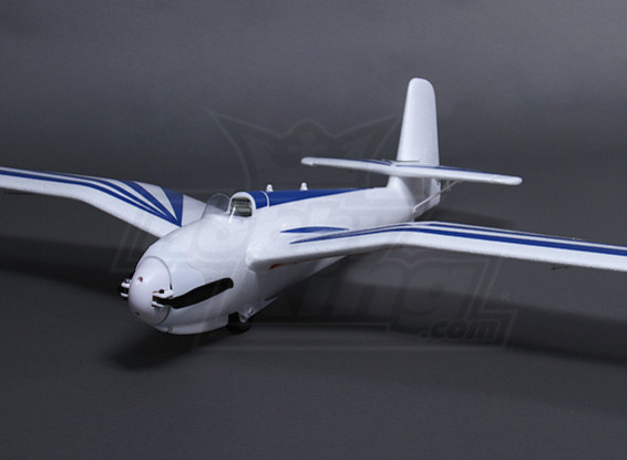 H-King DFS Habicht Powered Glider EPO 1480mm (PNF)