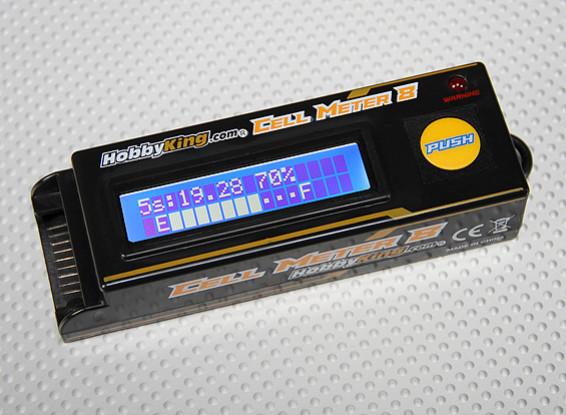 HobbyKing™ Cell Meter 8 - Lipoly Battery Checker