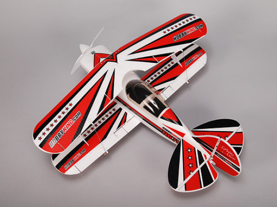 Hobbyking Pitts Special EPO Plug-n-Fly BL