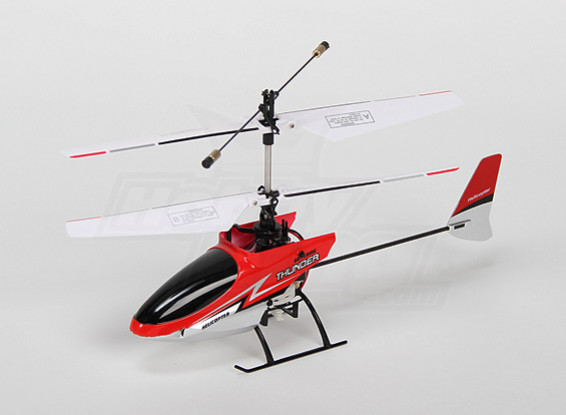 2.4Ghz Micro Coax Helicopter 4 Channel (RTF - Mode 2)