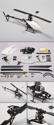 HK-T250 CCPM Electric Helicopter Kit
