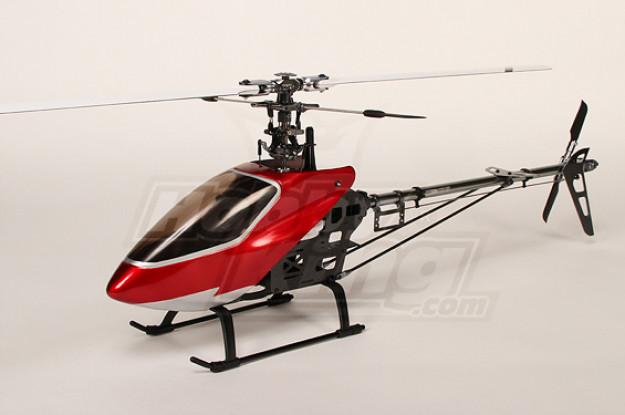 HK-500CMT (TT) 3D Torque-Tube Helicopter Kit Align T-Rex Compat. on