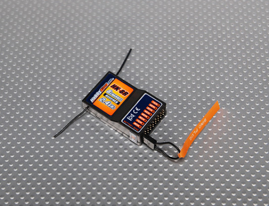 Hobby King HK-8R 2.4Ghz Receiver 8Ch
