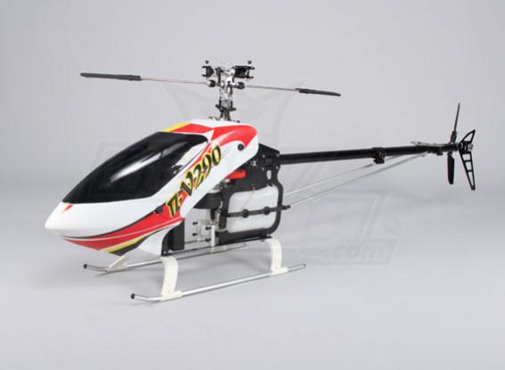 TZ-V2 .90 Size Nitro 3D Helicopter Kit