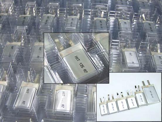 HXT 135mAh 12-20C Single Cell