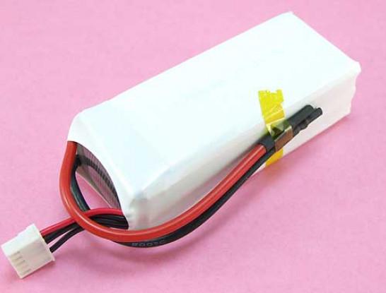HXT 1700 3S 20C Lipo (Polyquest Plug)