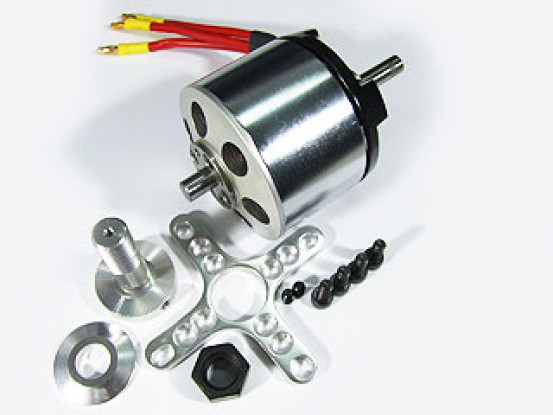 HXT 63-30 9 Turn 350kv Brushless Outrunner Motor (2380w)