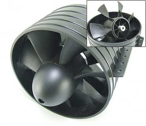 EDF Ducted Fan Unit 7Blade 127mm (5inch)