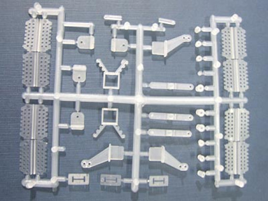 Plastic Parts Set 29pc (horn hinge)