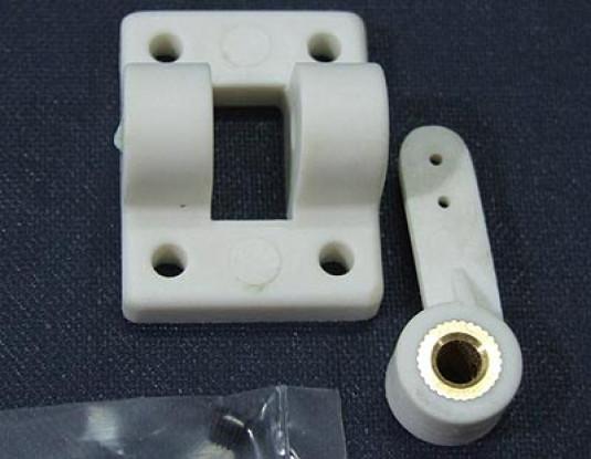 Front Wheel Steering Arm & Mount Set 32mm