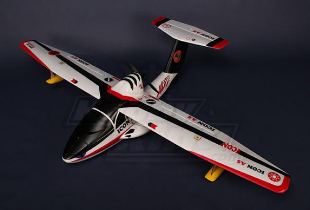 HobbyKing®™ ICON A5 Seaplane RC Model Kit