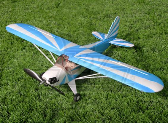 Hobbyking Mini J3 Cub - Blue (PNF)