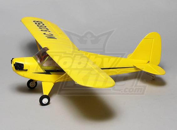 Hobbyking Mini J3 Cub with Servos (ARF) (Yellow)