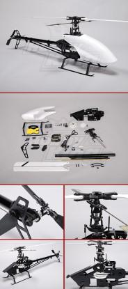 HK-J500 CCPM 3D EP 500 size Helicopter Kit (JR Voyager)