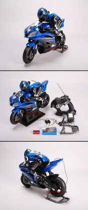 RC Motor Bike 1:5 Scale Ready to Run