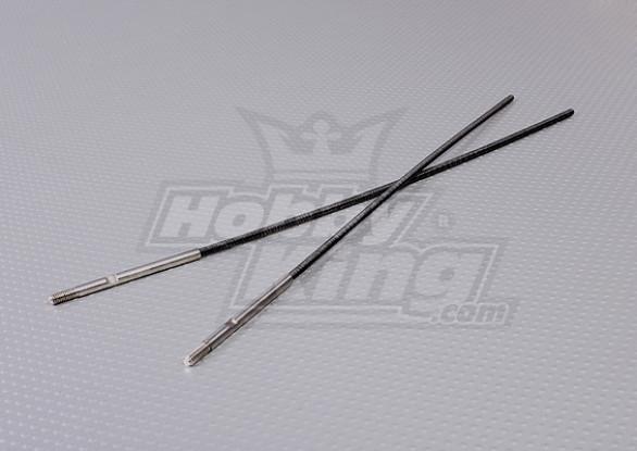 4mm Flex Shaft - 2pc