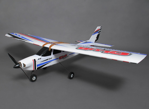 Hobbyking® ™ Club Trainer Ready To Fly (RTF) EPO 1265mm (Mode1)