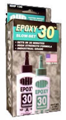 NHP 130 EPOXY 30min Slow Set 8oz