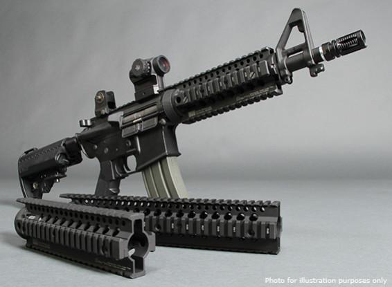 Madbull Daniel Defense 7inch Omega Rail (Black)