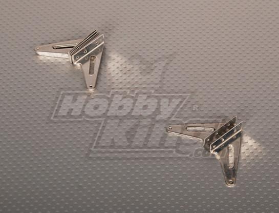 Steel Horn L31 x H30mm (5 Pairs/bag)