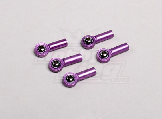 M3 Alloy Ball Joint Purple (5pcs/bag)