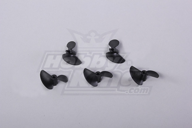 2-Blade Boat Propellers 40x32mm (5pcs/bag)