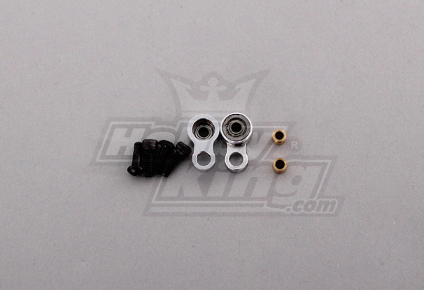 450 Size Heli Metal Tail Control Rod Head