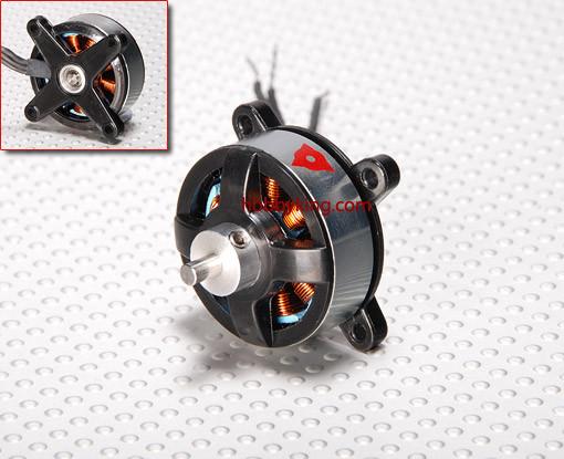 Mini Mite Outrunner 1560kv for 3D Park Flyer