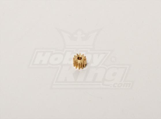 Pinion Gear 2.0mm/0.5M 12T (1pc)