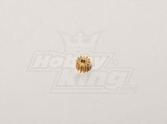 Pinion Gear 2.0mm/0.5M 14T (1pc)