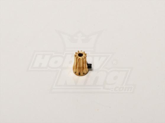 Pinion Gear 2.3mm/0.5M 11T (1pc)