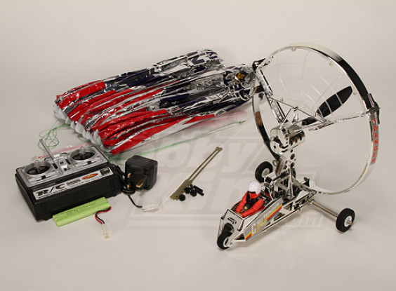 RC Para-Glider Ready to Fly