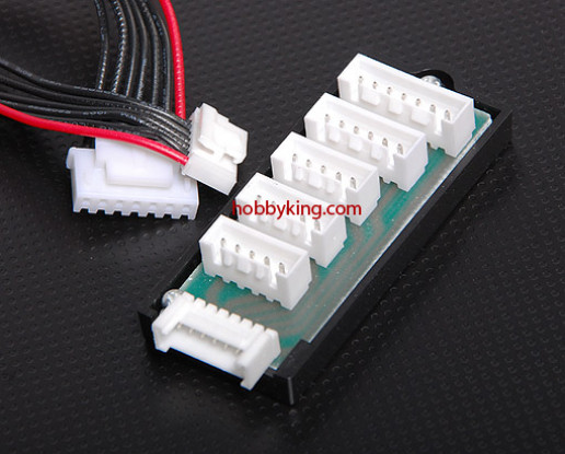 PQ Adapter Coversion Board W/ Polyquest Charger plug